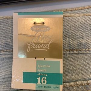Old Navy Womens Jeans 16